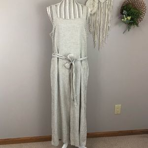 NWT BeachLunchLounge Talia pants jumper Large grey